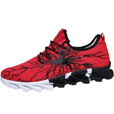 Men's Cross Runners  Sneakers for Running Shoes Men's Sport Shoes Sports Black Athletic - FreshShade