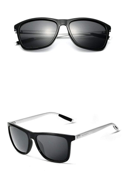Imperial - Unisex Retro Sunglasses Polarized Lens - Fresh Shade