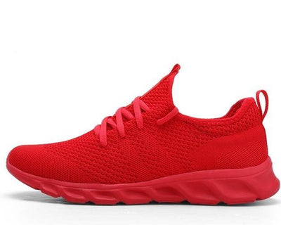 Men's Lightweight Breathable Mesh Trainers - FreshShade