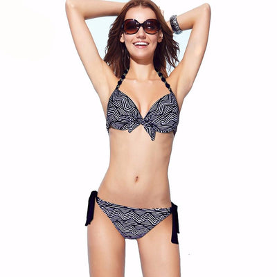 Women's Pattern Print Swimsuits - FreshShade