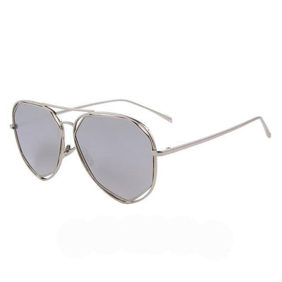 Summer - Modern Flat Panel Sunglasses - FreshShade