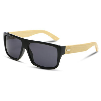 Slim - Men's Wooden Sunglasses - Fresh Shade