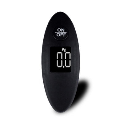Handheld Digital Luggage Scale with LCD Display - Fresh Shade