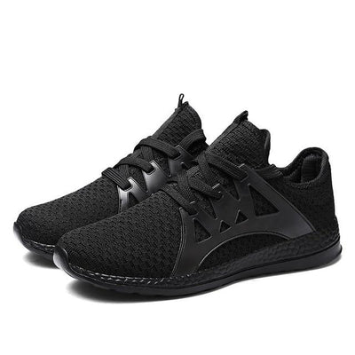 Men's Breathable Athletic Trainers for Outdoors, Walking, Jogging & Gym - Fresh Shade