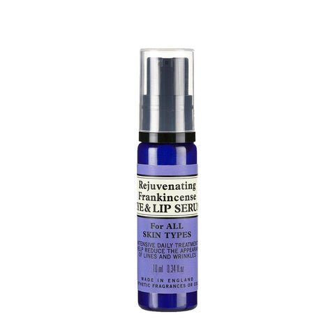 Rejuvenating Frankincense Eye&Lip Serum Сыворотка