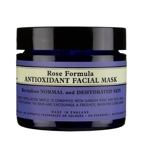 Rose Formula Antioxidant Facial Mask Маска для лица