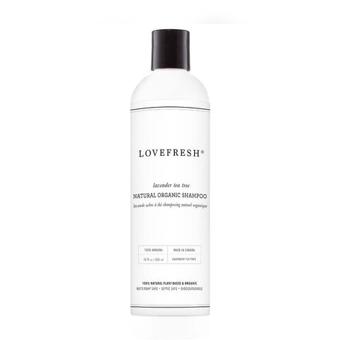 Lavender Tea Tree Shampoo Шампунь