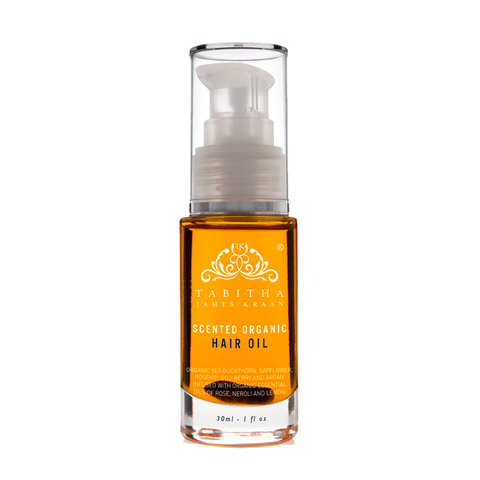 Scented Organic Hair Oil Масло для волос