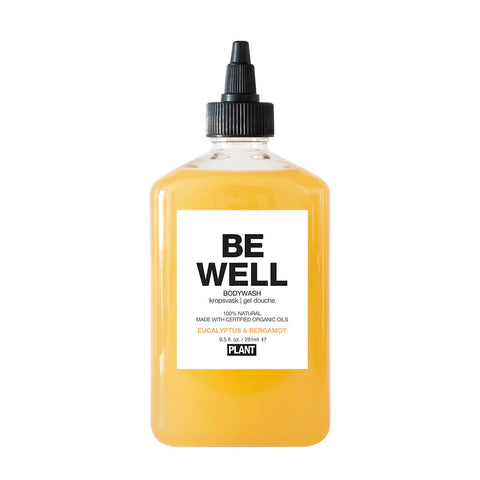 BE WELL Organic Bodywash