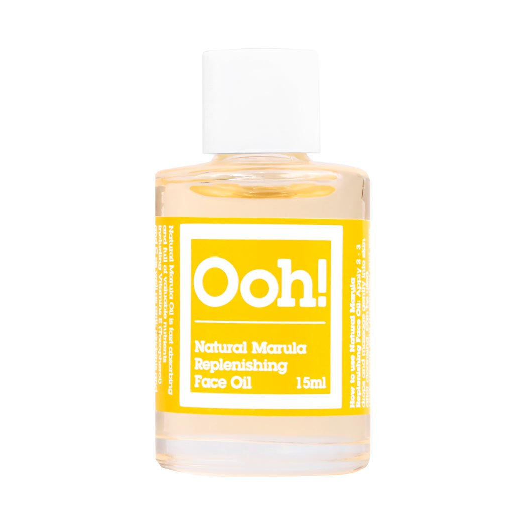 Organic Marula Replenishing Face Oil