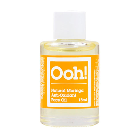 Organic Moringa Anti-Oxidant Face Oil