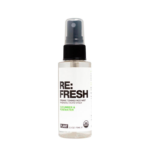 RE: FRESH Organic Toning Facial Mist
