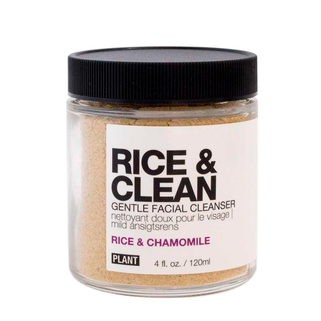 RICE & CLEAN Gentle Facial Cleanser