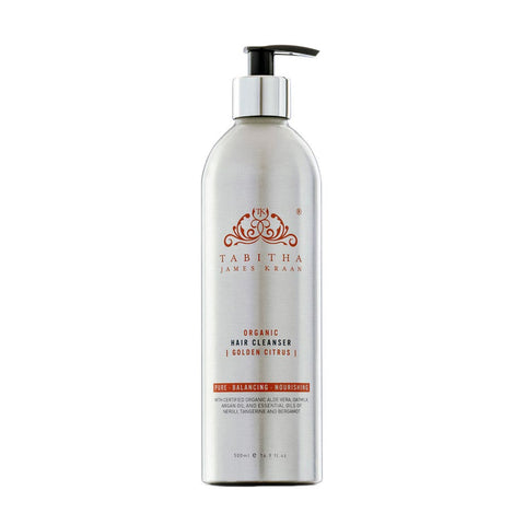 Organic Hair Cleanser Golden Citrus 500 ml