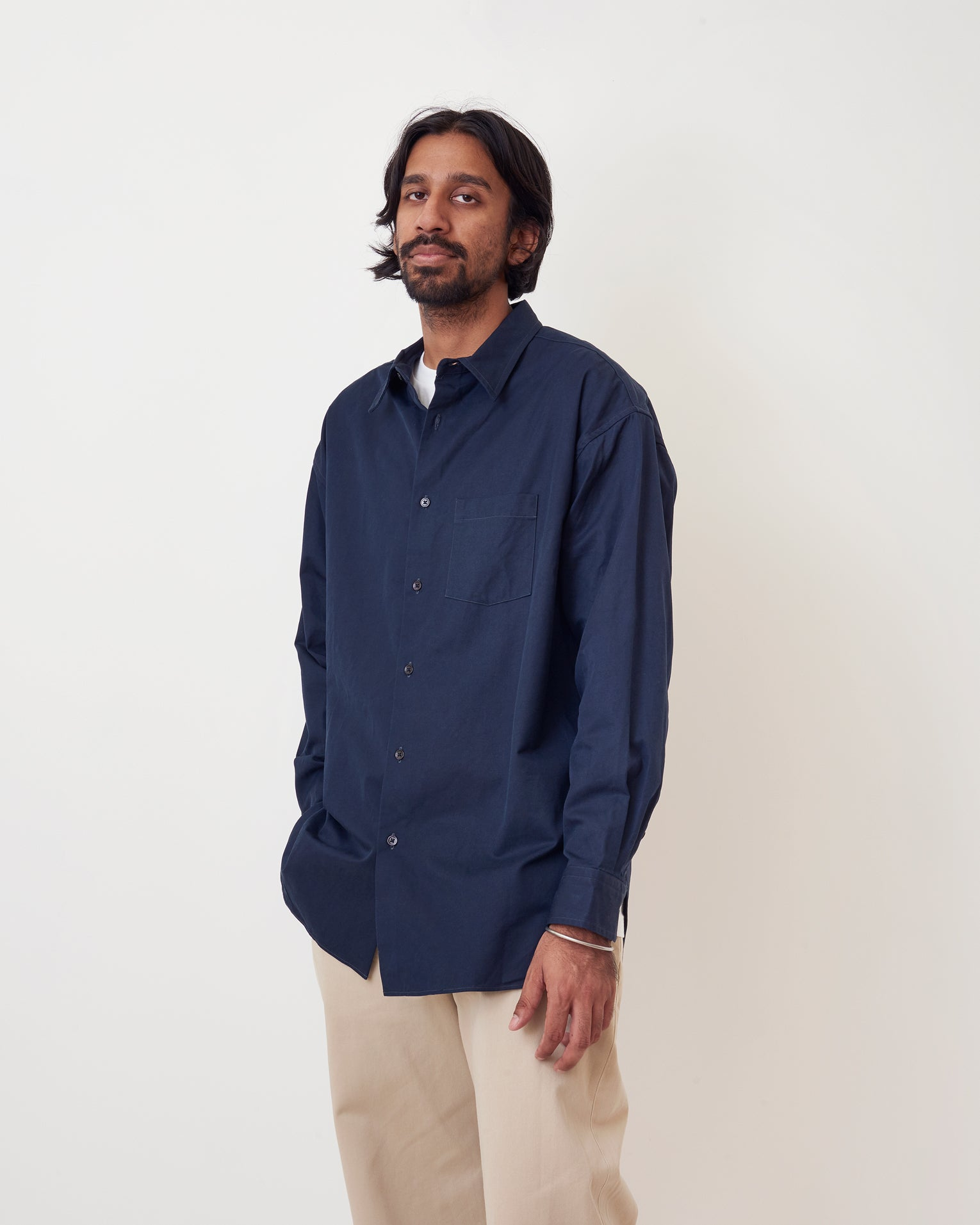 Cotton Drill Shirt