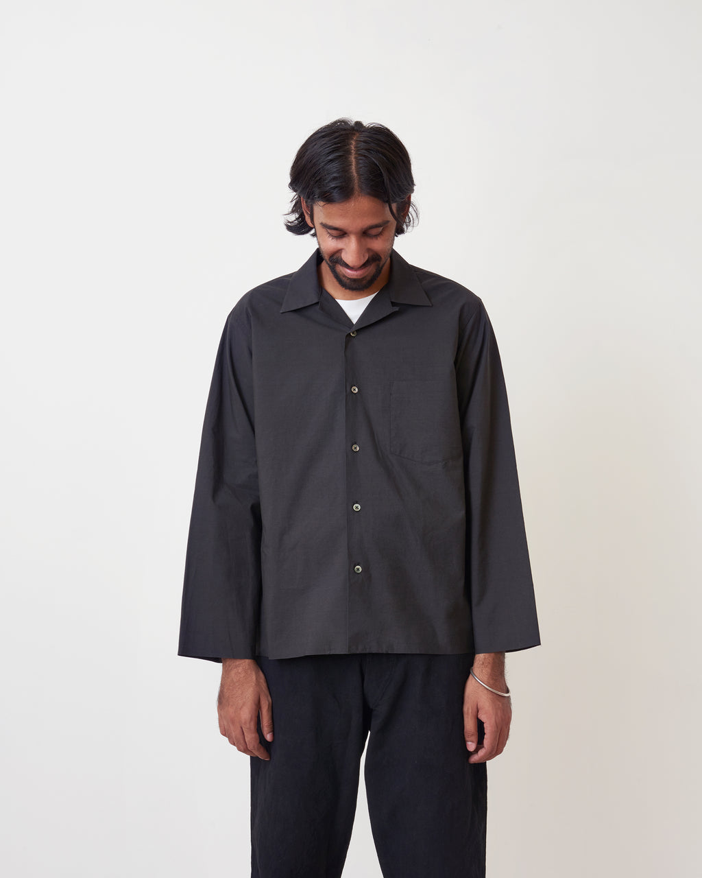 Selvedge Weather Cloth Shirt