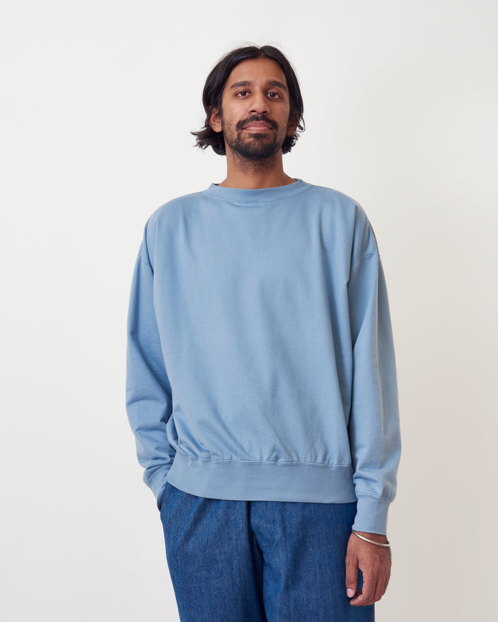 Super High Gauge Sweat Pullover