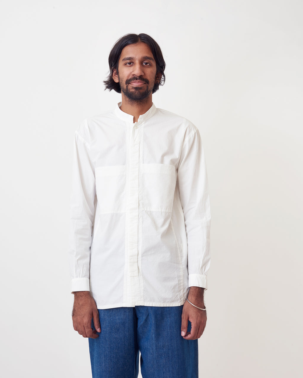 Organic Cotton Workwear Shirt