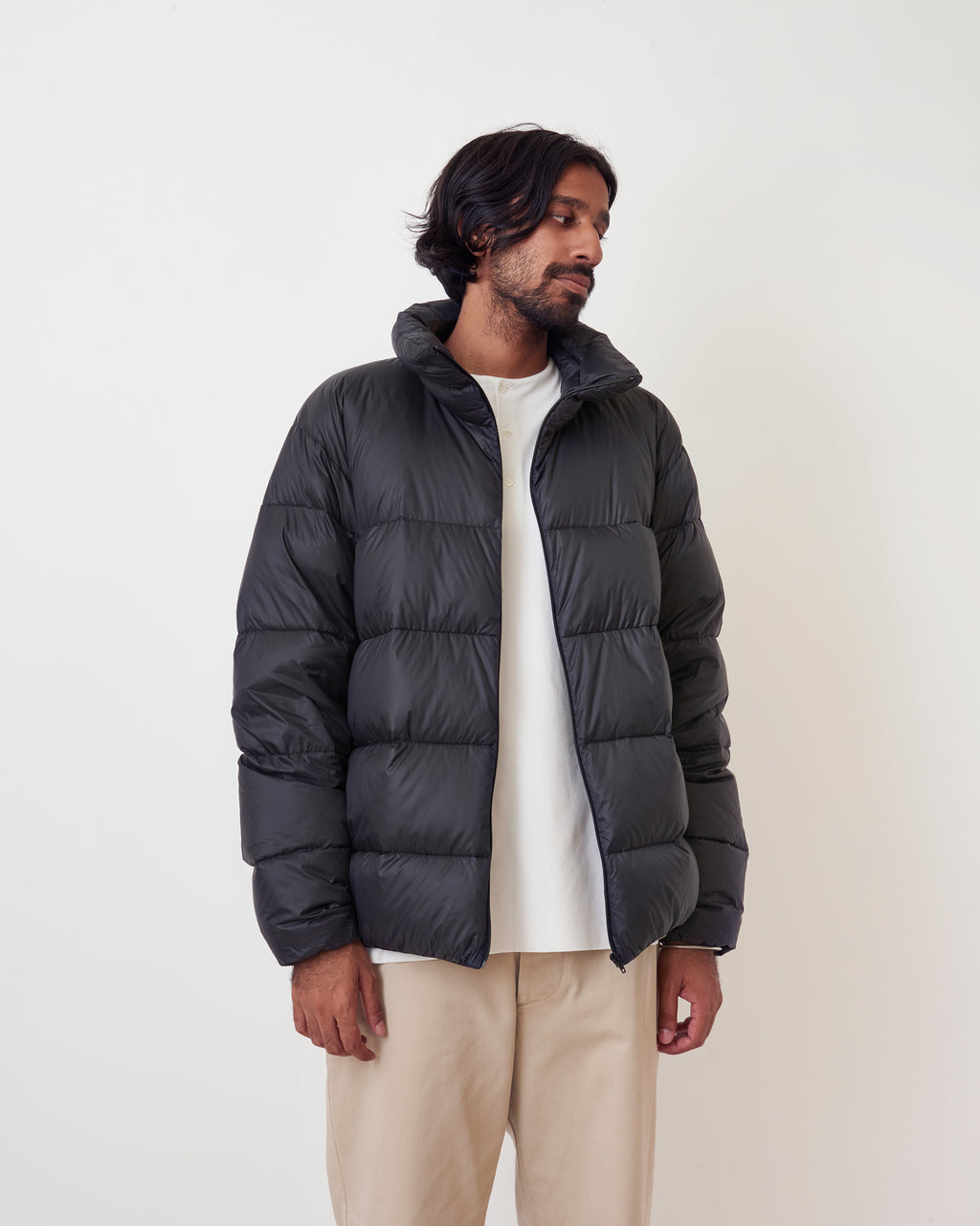 Down Cordura Puffer Jacket