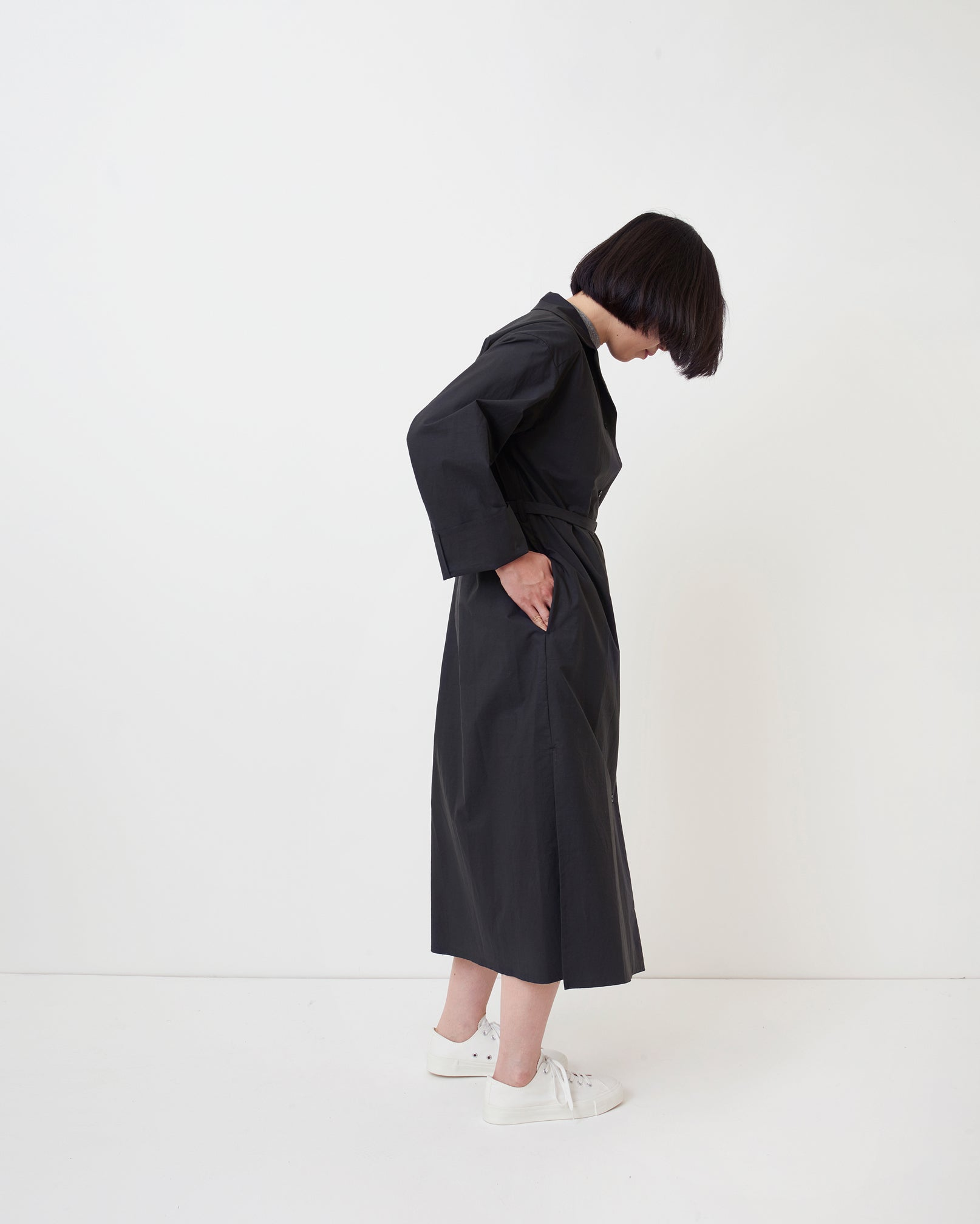 Selvedge Weather Longshirt Dress