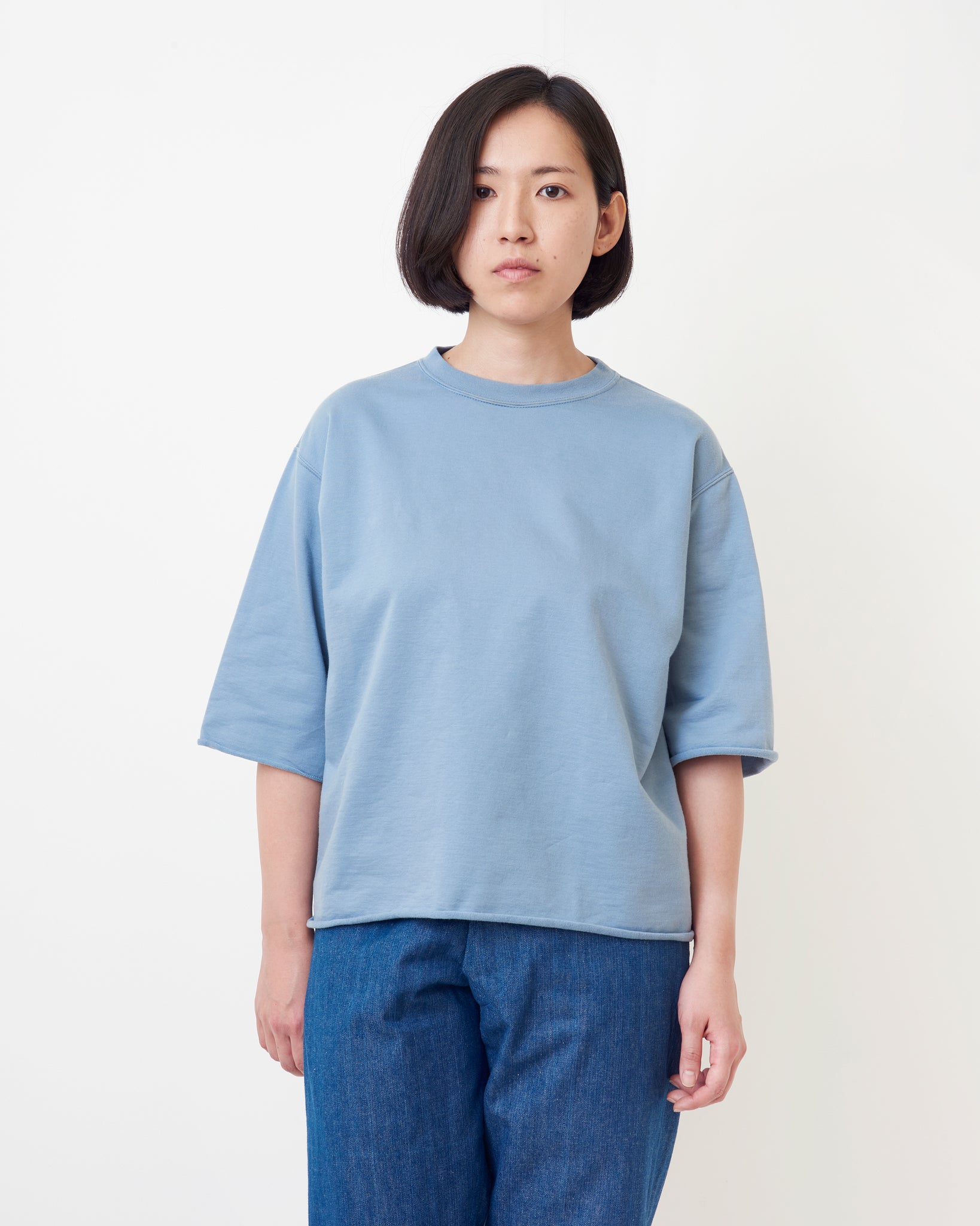 Super High Gauge Sweat Tee