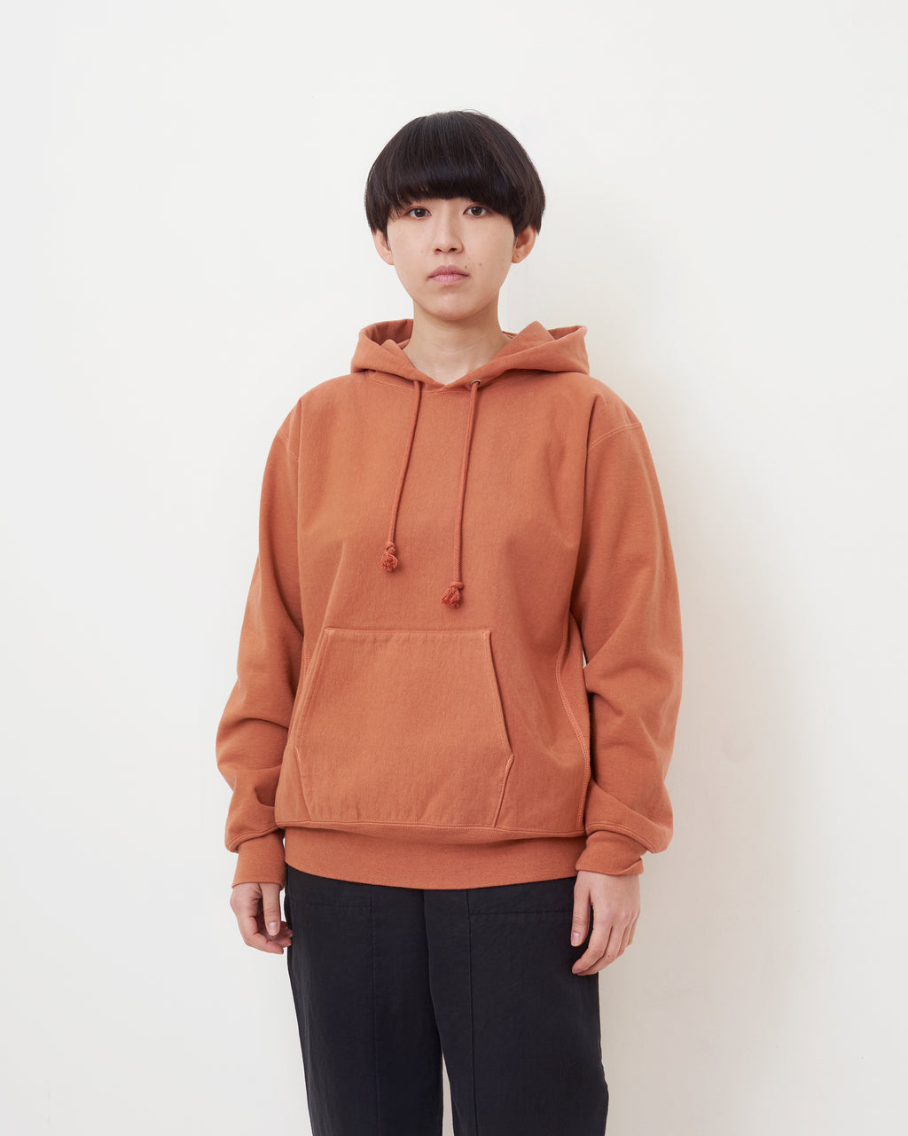 Super Milled Sweat Parka