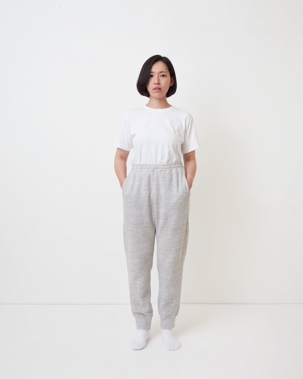 Liddel Natural Cotton Sweatpants