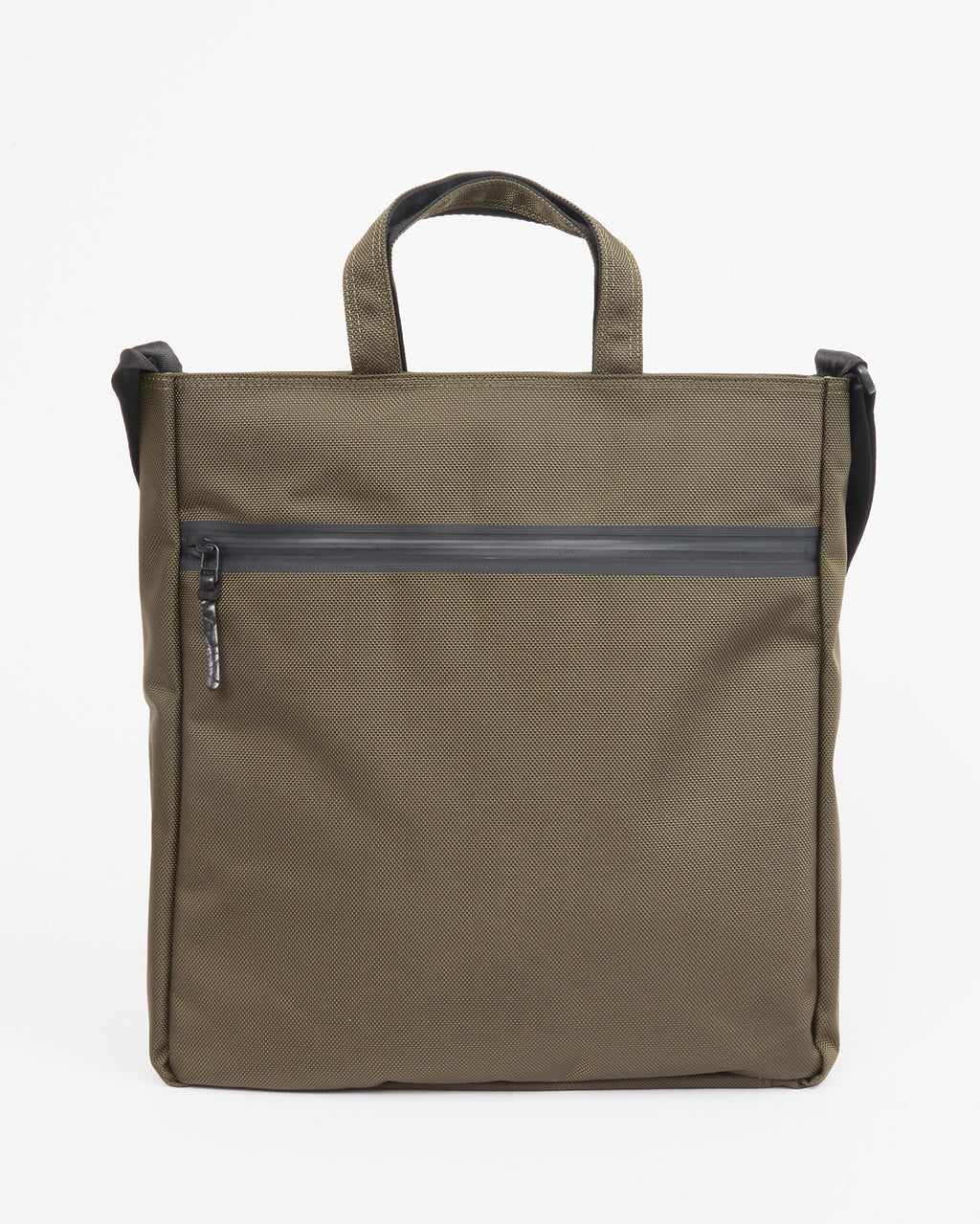 Square Tote Bag – Khaki