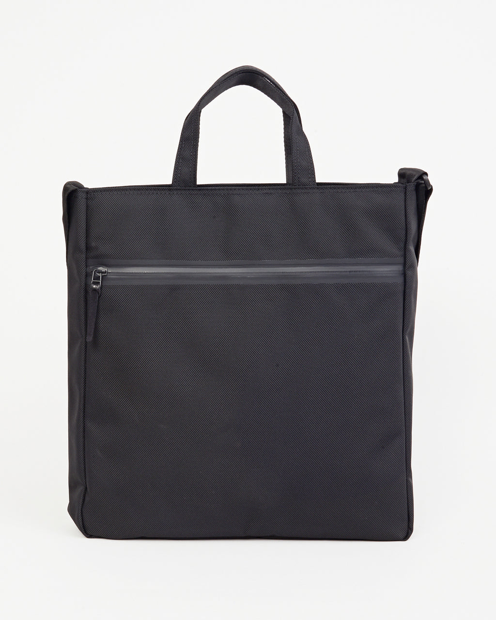 Square Tote Bag – Black