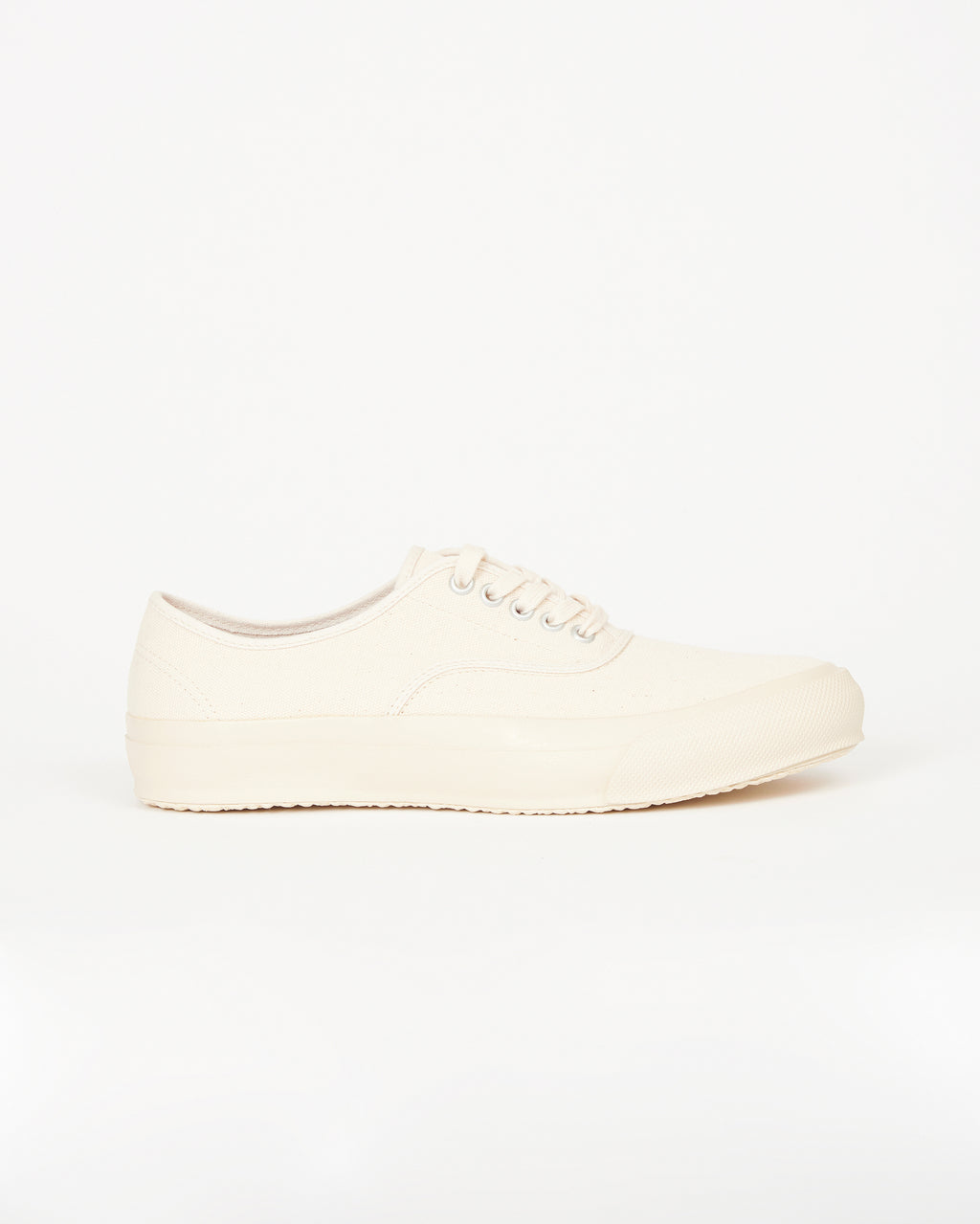 Canvas Oxford Shoes – Ecru