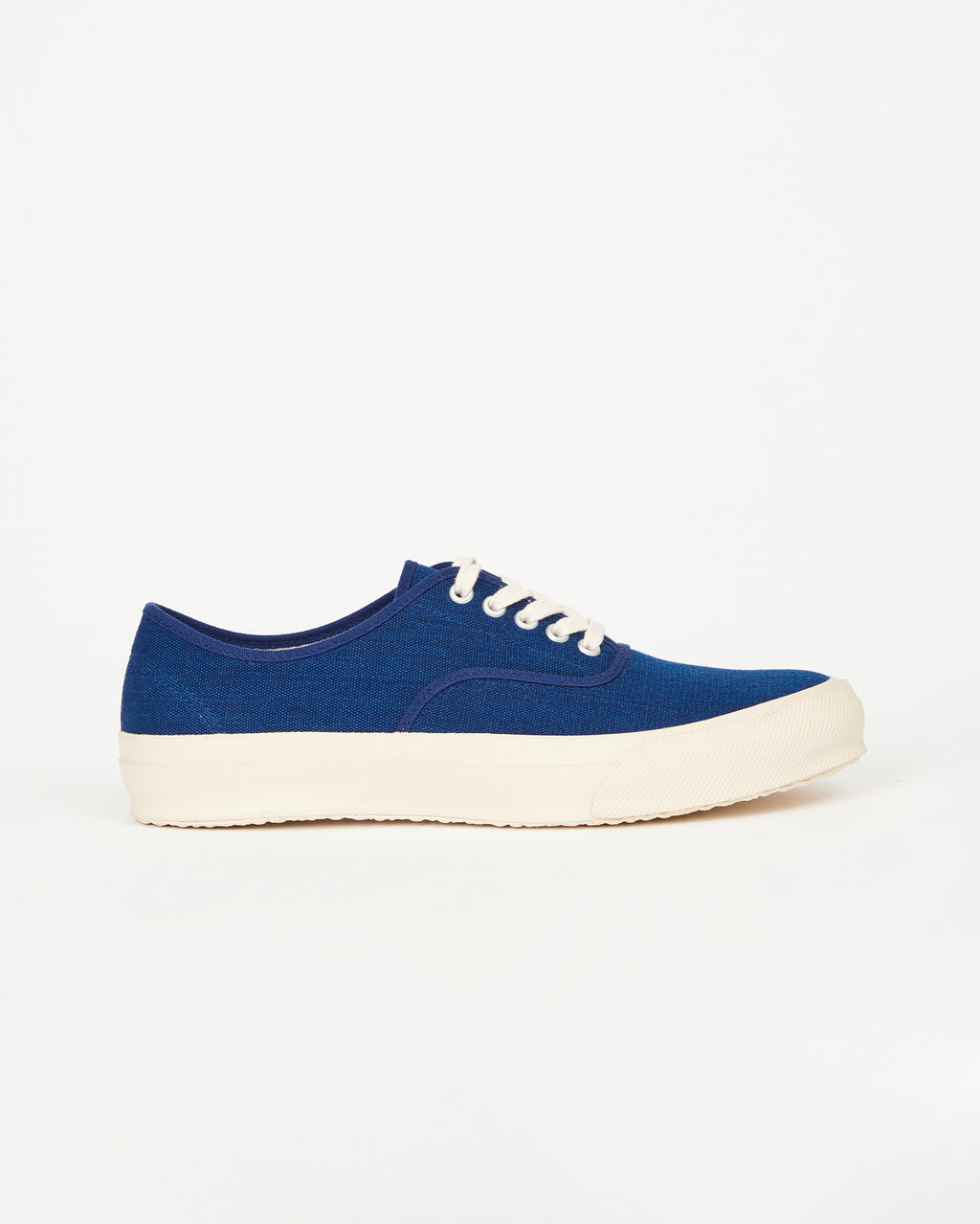 Canvas Oxford Shoes – Navy