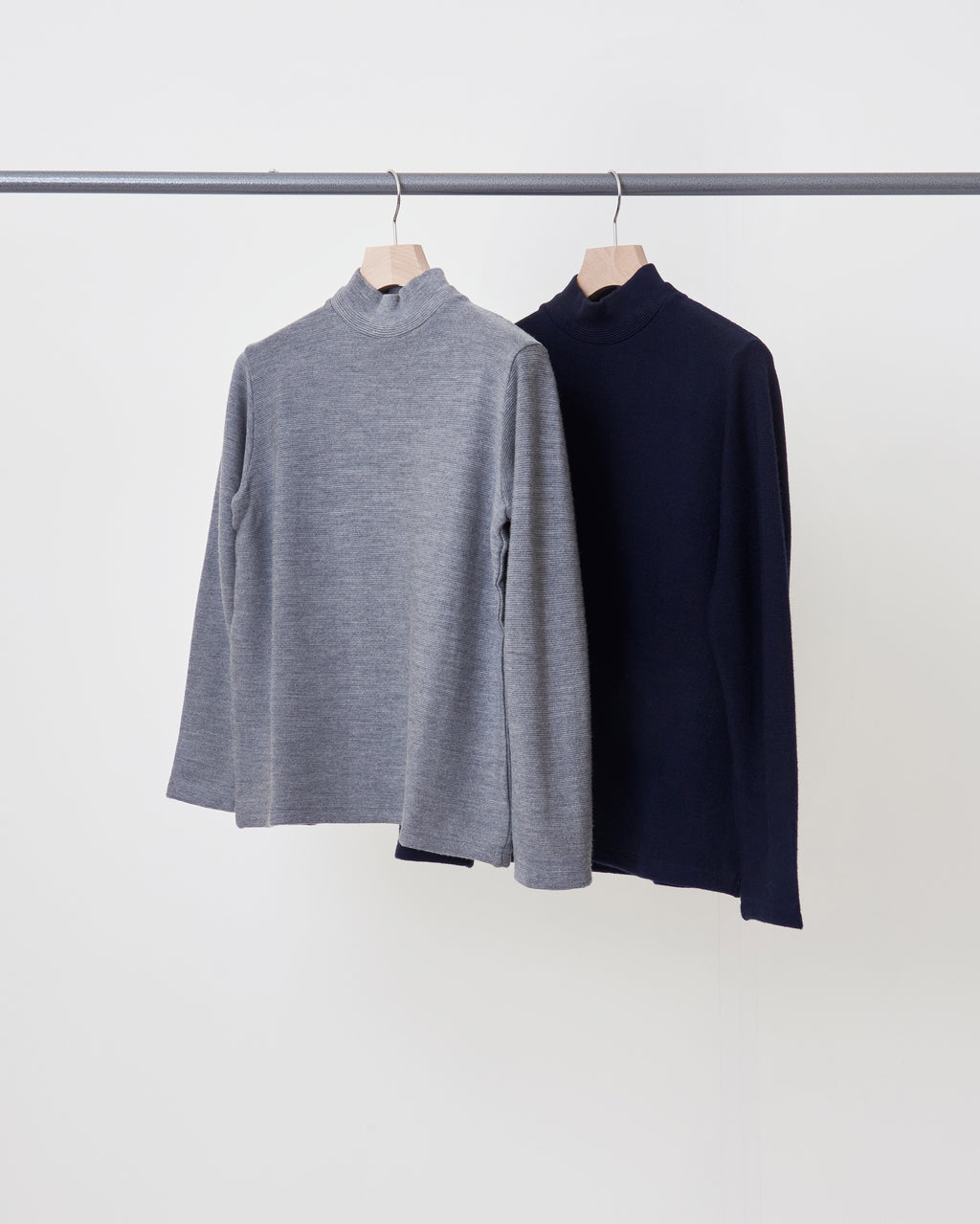 Lennon Merino Bottle Neck Pullover