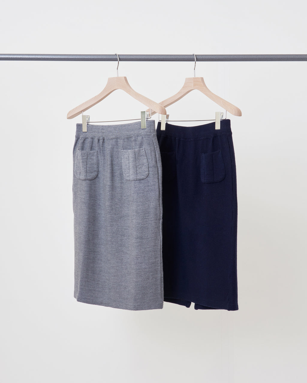 Lisa Merino Wool Skirt