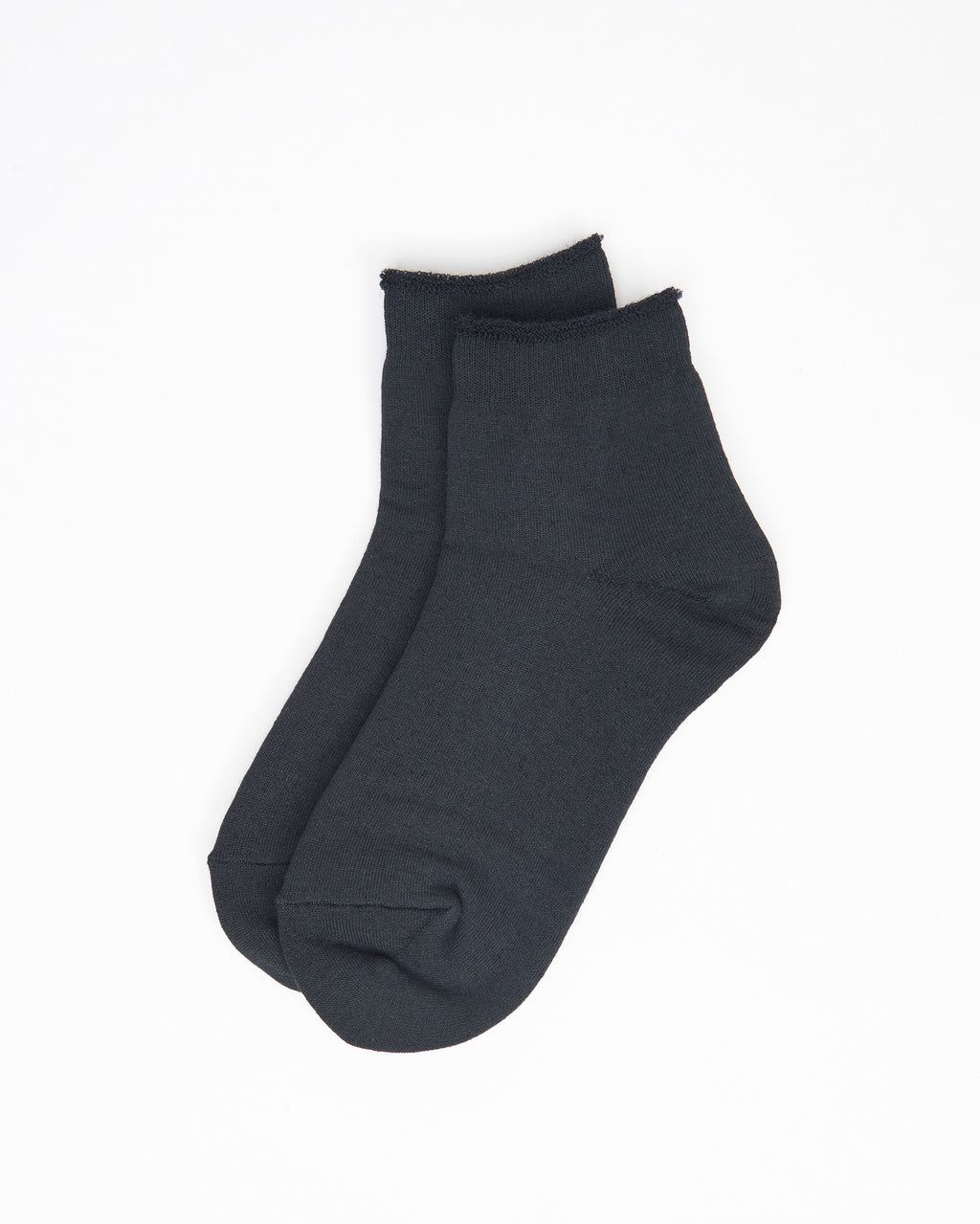 City Socks Short – Black