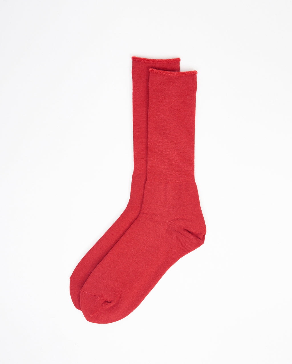 City Socks High Pile – Red