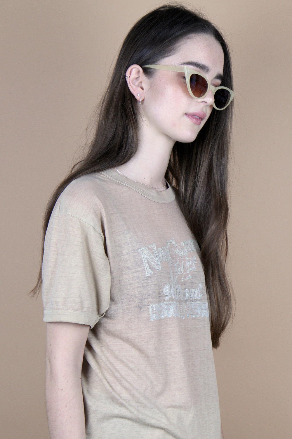 Original 1970s Tissue Thin T-shirt