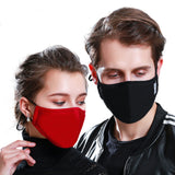Reusable Protective Face Mask and Mouth Mask with Activated Carbon Filter and Dustproof Design - Superhero Gym Gear