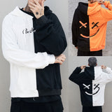Lil Peep Happy Face Hoodie Multiple Colors - Superhero Gym Gear