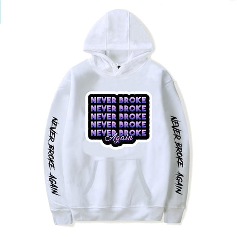 Never Broke Again Hoodies