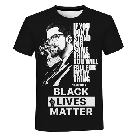Black Lives Matter T Shirts Be the Change Support Equality - Superhero Gym Gear
