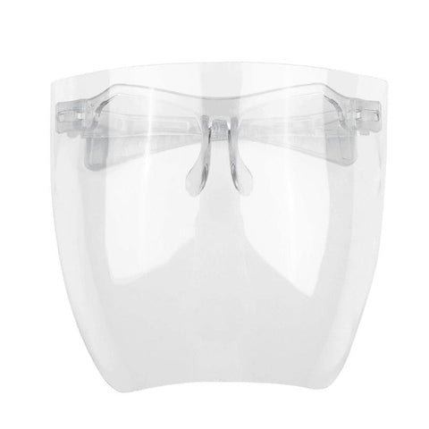 Transparent Protective Mask Full Face Mask Shield Anti Saliva Splash Proof Eye Protection Visor