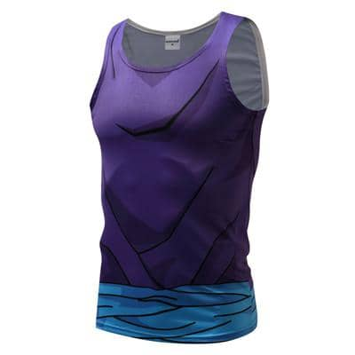 Dragon Purple Workout Tank - Superhero Gym Gear