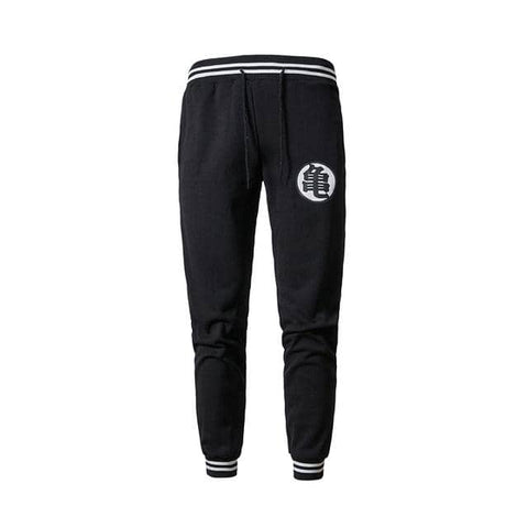 Dragon S Sweatpants Black - FitKing