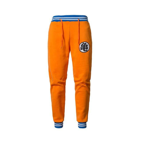 Dragon Warrior Sweatpants Orange - FitKing