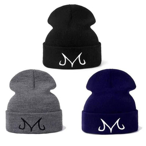 Majin Beanie Cap - Superhero Gym Gear