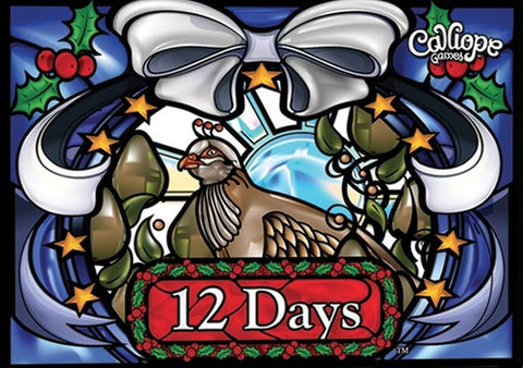 12 Days Card Game