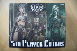 Blood Rage: 5th Player Extras