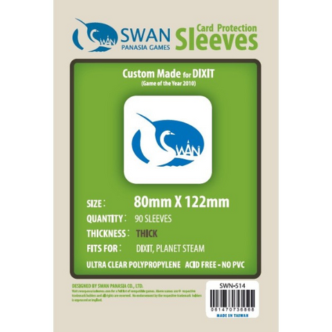 SWN 80x122mm Thick 90/pk