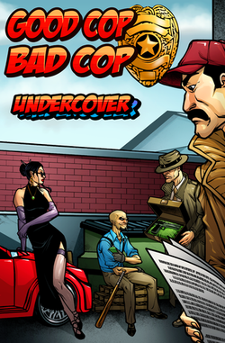 Good Cop Bad Cop: Undercover (Expansion)