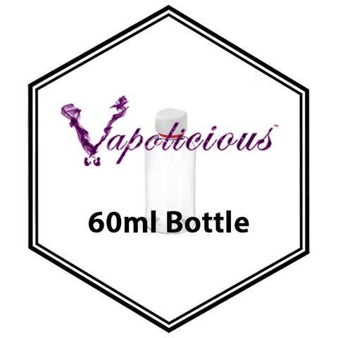 60ml Steeping PET Bottle  Vapolicious™ Bottles vapolicious.myshopify.com Vapolicious™